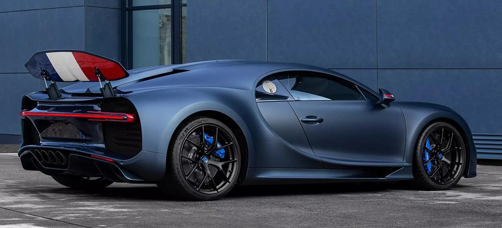 Bugatti Chiron 110 ans Bugatti celebrate 110th birthday news
