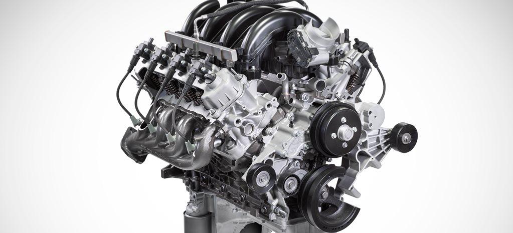 Ford's first new pushrod V8 in over 20 years
