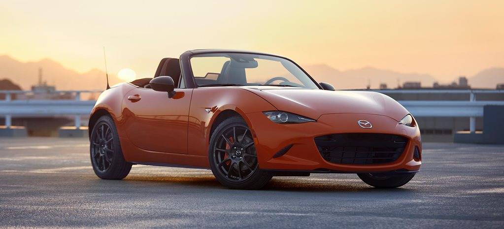 Mazda MX-5 30th Anniversary Edition revealed news