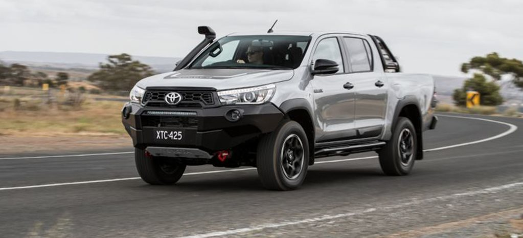 2019 Toyota Hilux Rugged X quick review