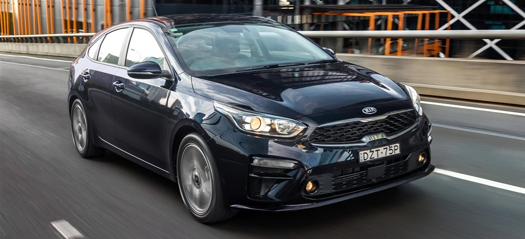 2019 Kia Cerato Sport Hatch quick review feature