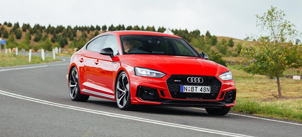 2019 Audi RS5 Sportback review feature