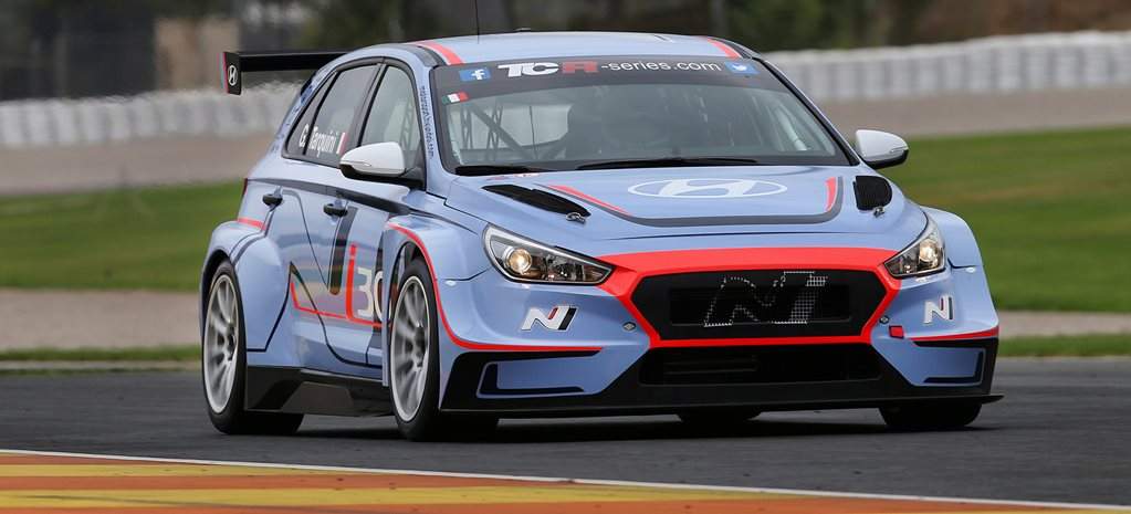 2019 Hyundai i30 N TCR review