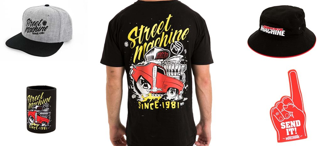 2019 Street Machine Merchandise on sale now