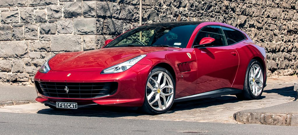 Ferrari Gt Lusso 2021 - Car Wallpaper
