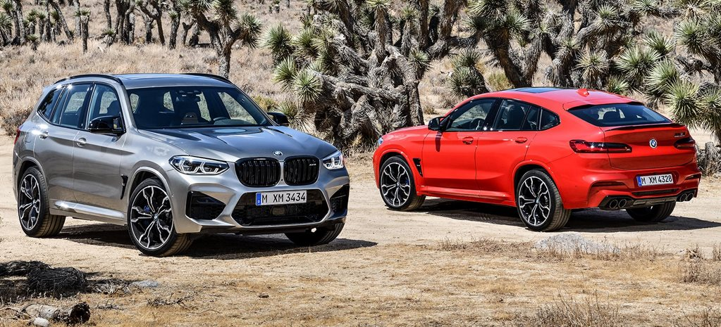 2019 BMW X3 M and X4 M unveiled news