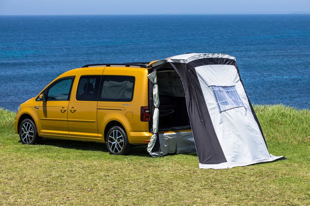 2019 Volkswagen Caddy Beach is a Kombi for a new age