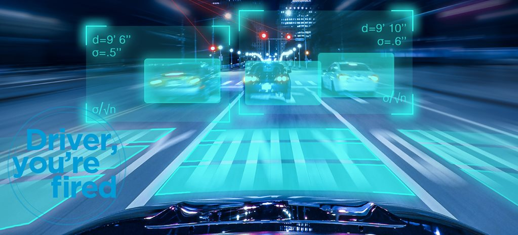 Driver, you're fired: Autonomous driving onslaught