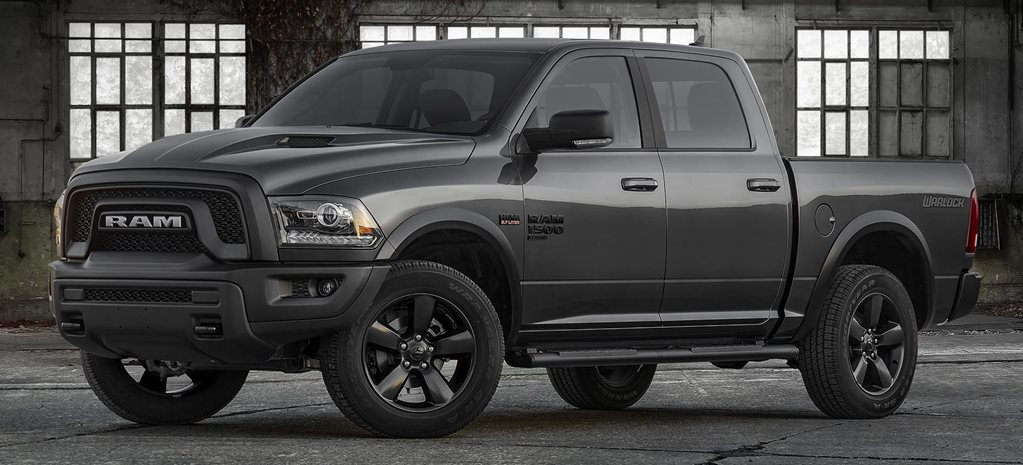 2019 Ram 1500 Classic Warlock revealed news