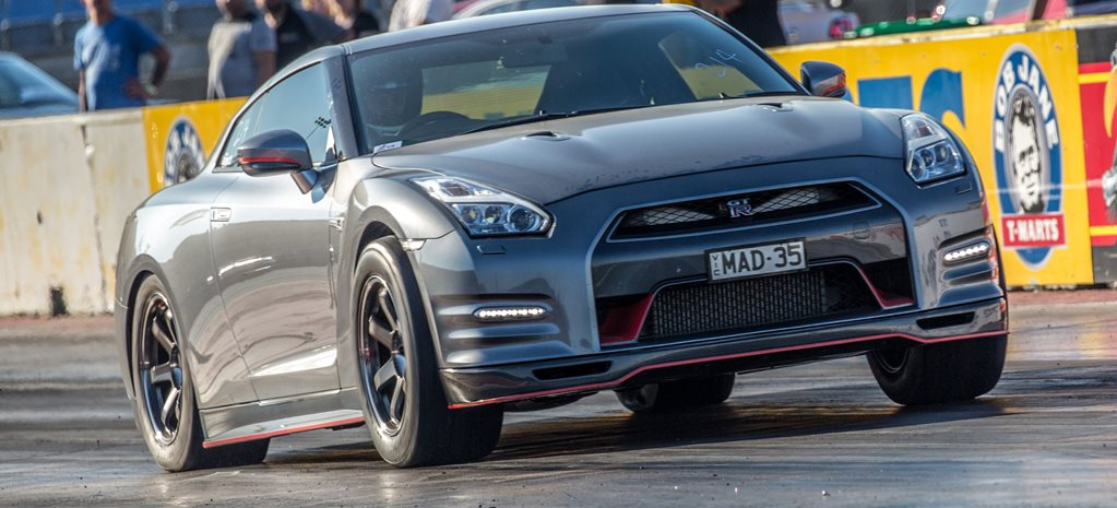 Eight-second R35 Nissan GT-R street car – Video