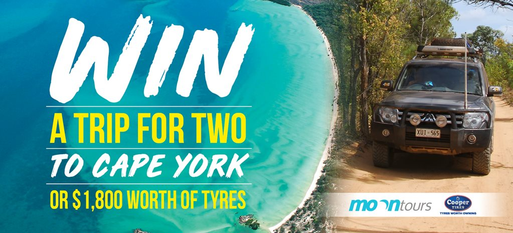 4x4 Australia's - Win a 4x4 Trip to Cape York