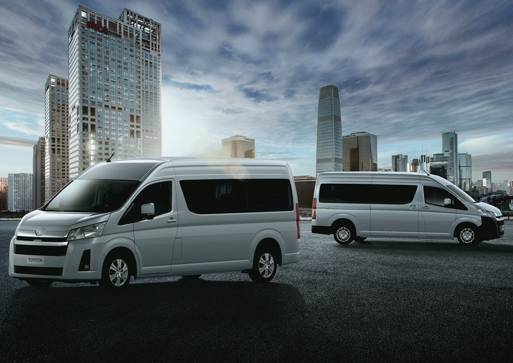ef178b1587 2020 Toyota HiAce officially revealed