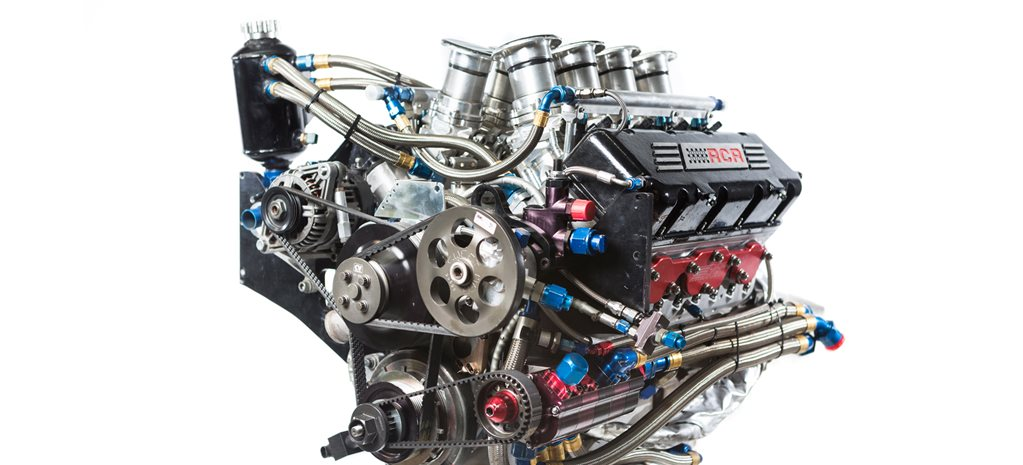800hp 356ci GM NASCAR engine