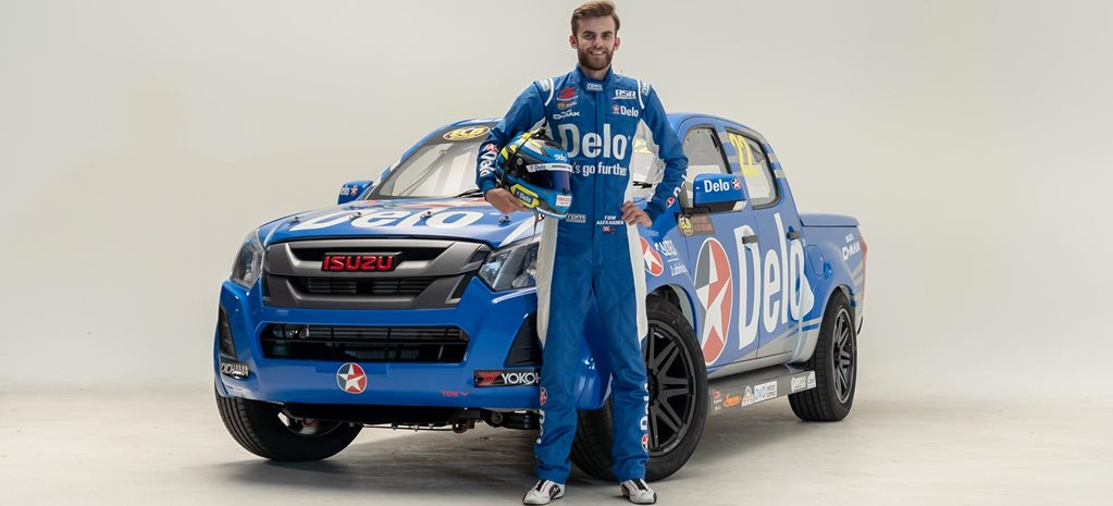 Isuzu partners with Ross Stone Racing SuperUtes news