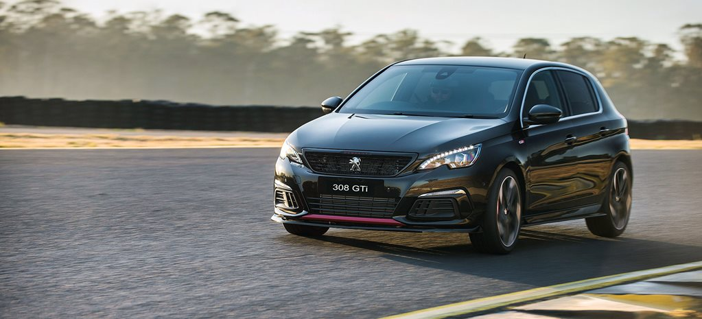 2019 Peugeot 308 GTi Sport special edition