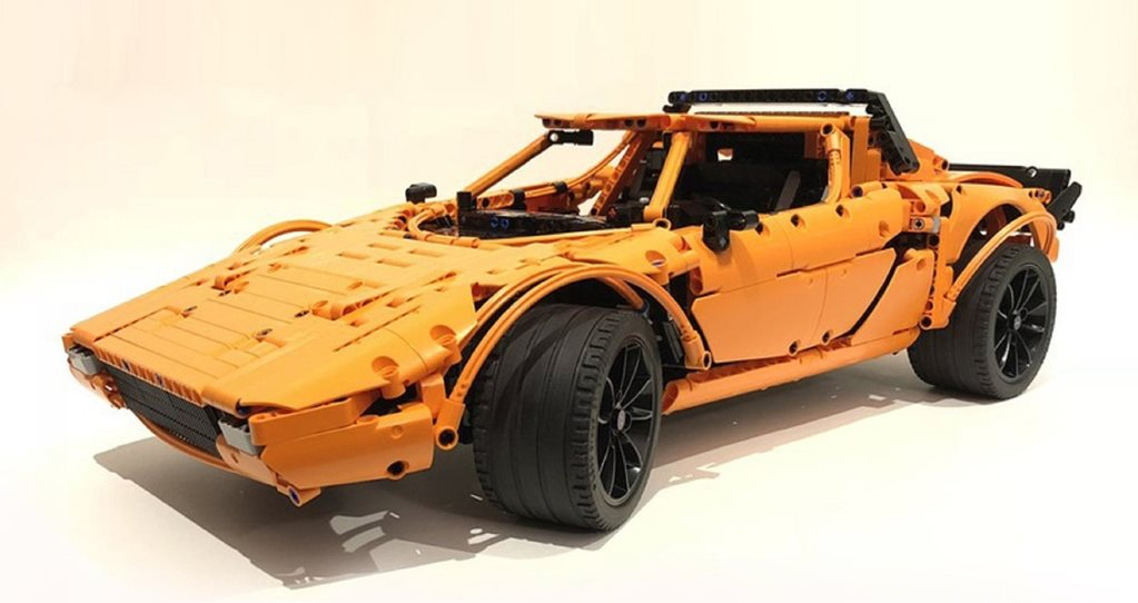 Celebrating Lego's top six finest automotive creations