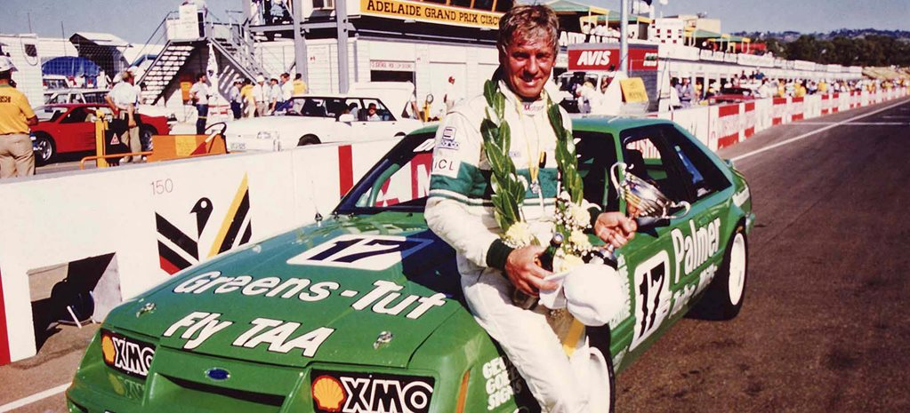 Dick Johnson Ford Mustang Supercar Adelaide news
