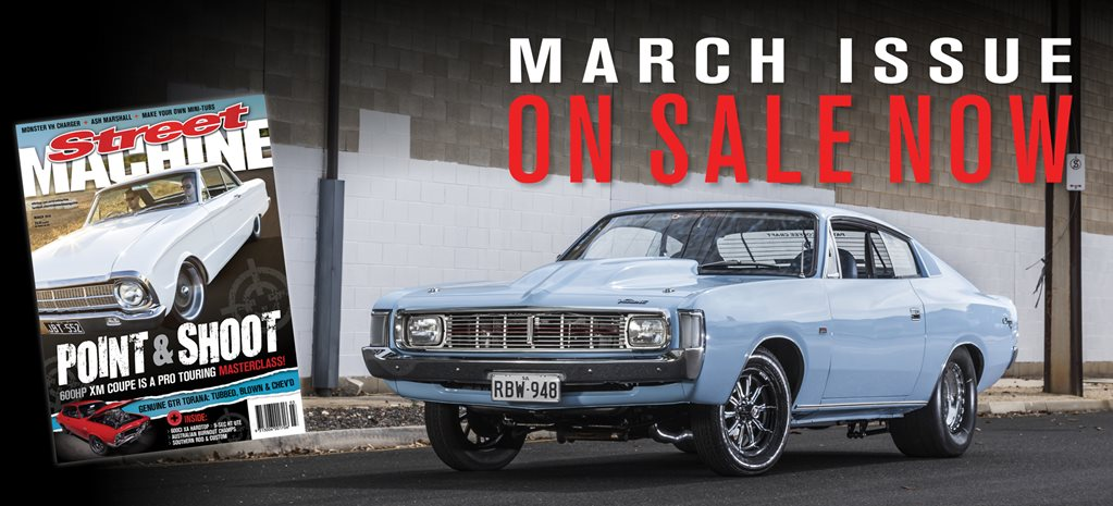 Street Machine March 2019