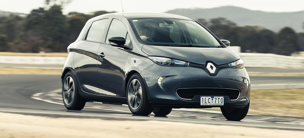 2019 Renault Zoe ZE40 Intens review: EV Megatest