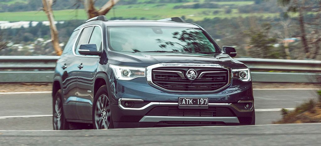 SUVs (finally) the focus for Holden