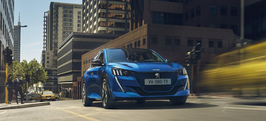 2020 Peugeot 208 revealed with all-electric version