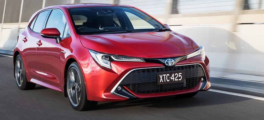 Toyota Australia unfazed by slowing Corolla sales