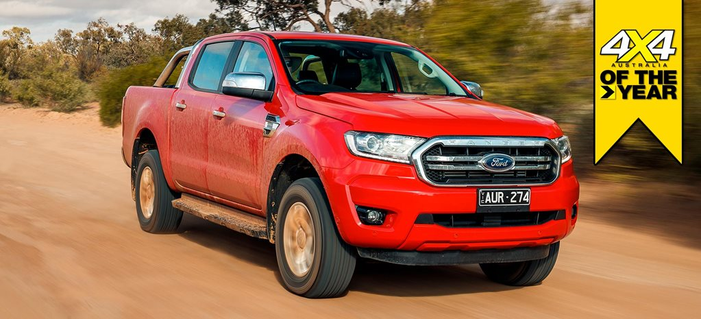 4x4 of the Year 2019 Ford Ranger XLT feature