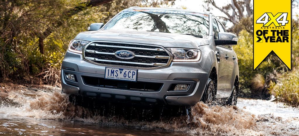 2019 4x4 of the Year Ford Everest Trend feature