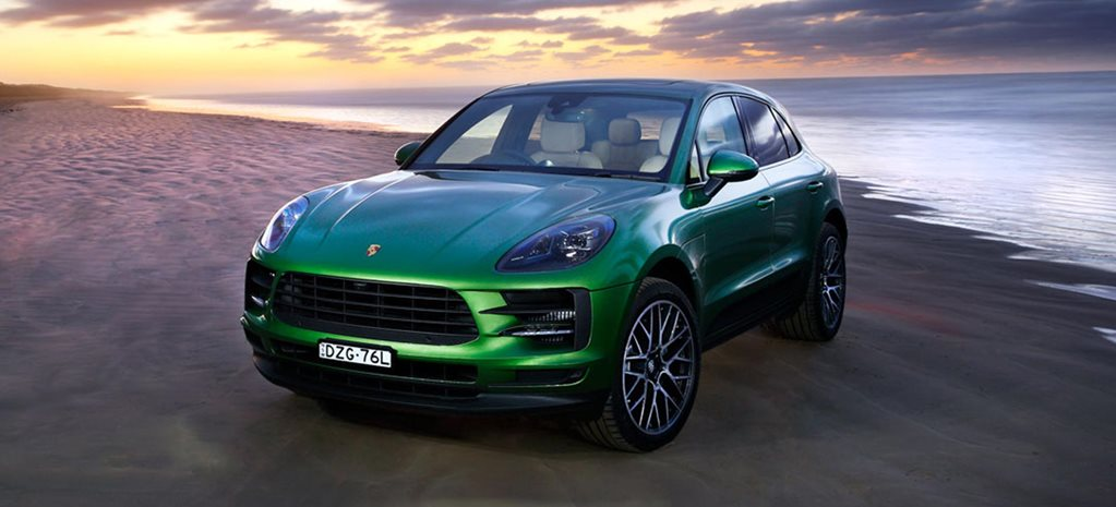 2019 Porsche Macan Pricing Specification news