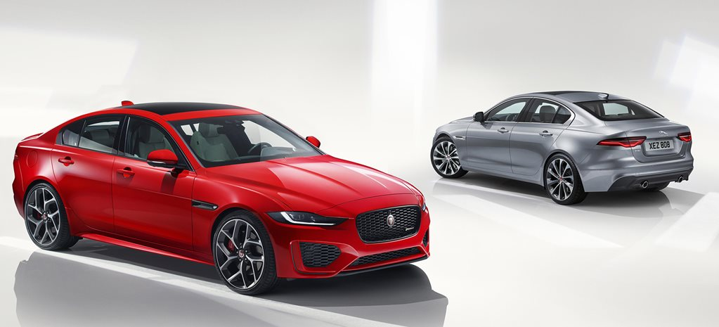 2019 Jaguar XE range gains athletic R-Dynamic pair