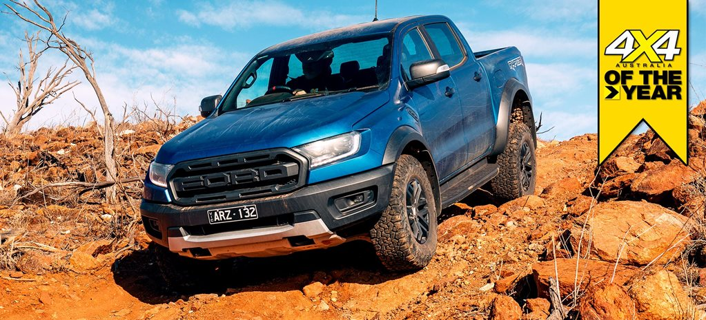 Ford Ranger Raptor review 4x4 of the Year 2019 feature