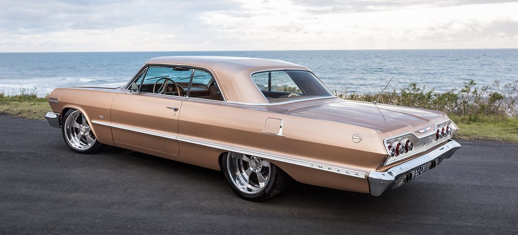 580rwhp Lsa Powered 1963 Chevrolet Impala