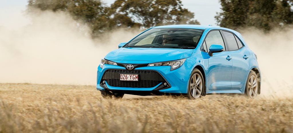 2019 Toyota Corolla SX long-term review, part one