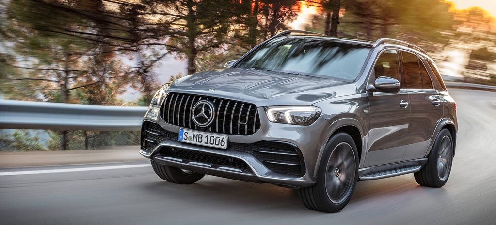 2019 Mercedes-AMG GLE 53 tech details confirmed