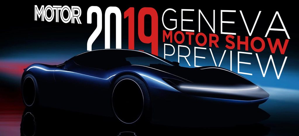 2019 Geneva Motor Show preview news