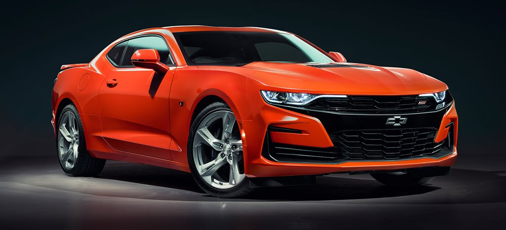 Chevrolet Camaro 2SS updates confirmed by HSV