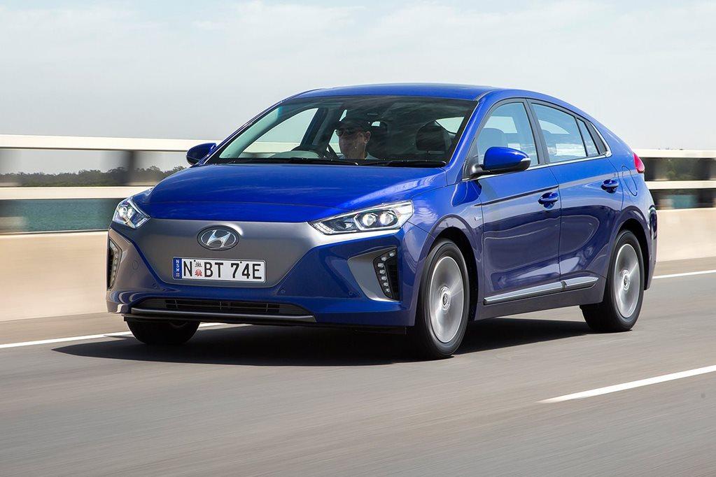 2019 Hyundai Ioniq to go long
