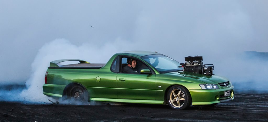 Burnouts and drags from day two of Tassie Nats 2019