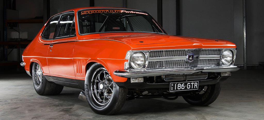 Holden LC Torana with 2JZ Power