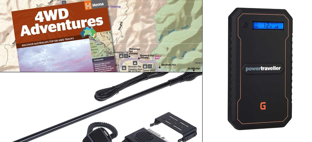New 4x4 Gear Off-road maps and communication equipment news