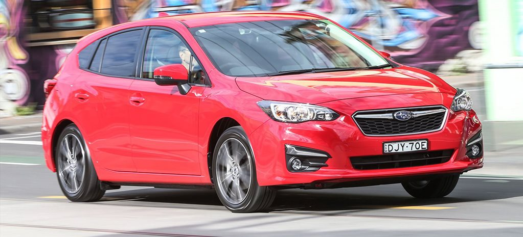 Subaru recalls 122,000 pleasant smelling cars