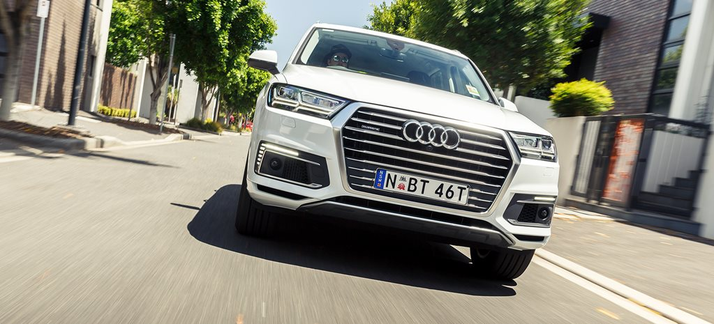 2019 Audi Q7 E Tron Review Plug In Hybrid Megatest
