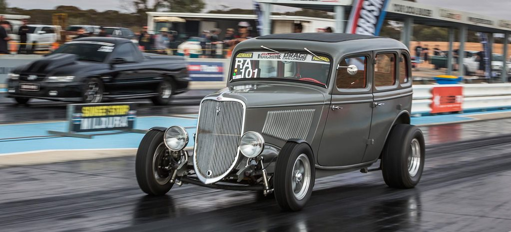 Rod Jones's 1933 Ford Tudor