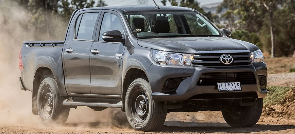 Utes are officially Australia's most popular vehicles