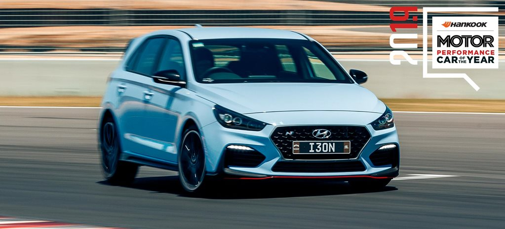 Performance Car of the Year 2019 5th place Hyundai i30 N feature
