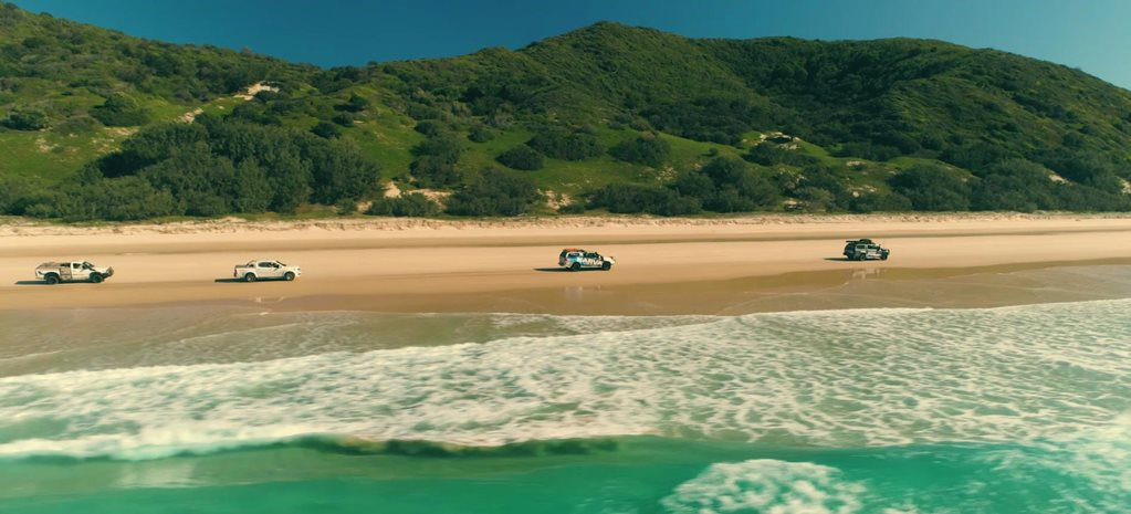 Fraser Island 4x4 Adventure Series video feature