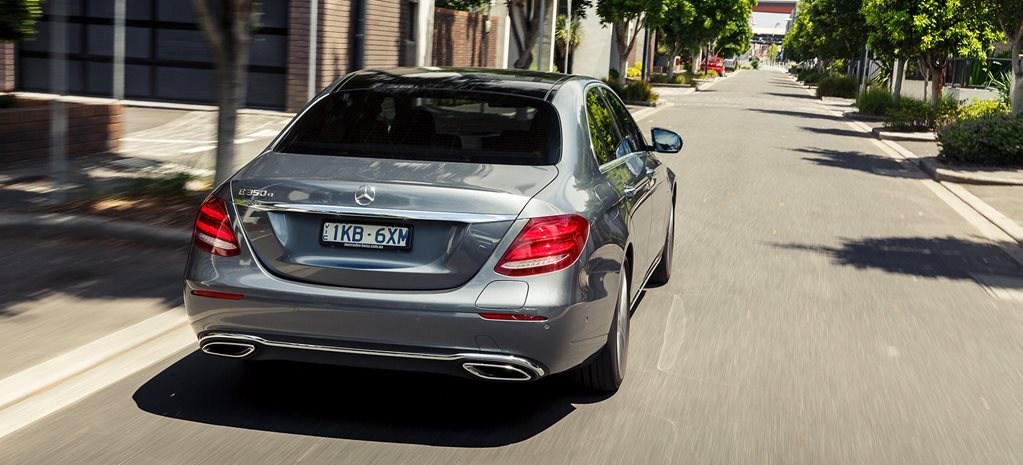2019 Mercedes-Benz E350e review: Plug-in hybrid Megatest
