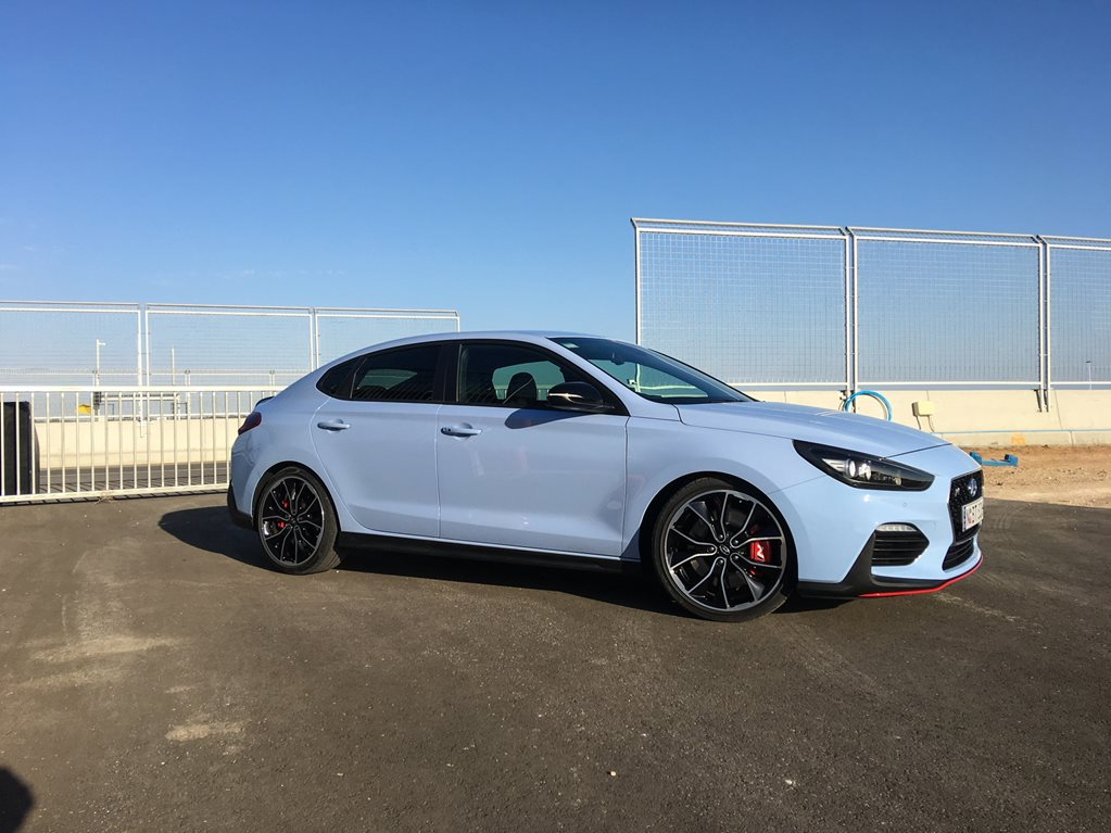 2019 Hyundai i30 Fastback N price and specs