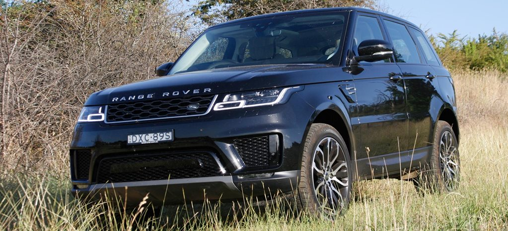 2019 Range Rover Sport Si4 4x4 review feature