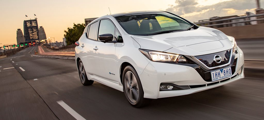 2019 Nissan Leaf pricing and features announced